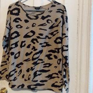 Women's Rue21 long sleeve top size L